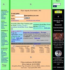 28 de Setembro de 2002