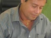 Secretário de Ordem pública Fernando César Martins