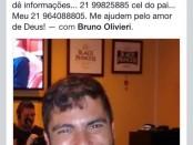 Polícia encontra corpo de homem que desapareceu após festa no RJ