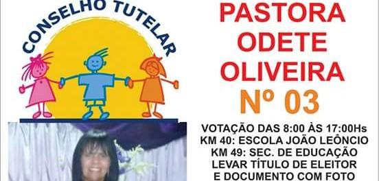 Odete Oliveira