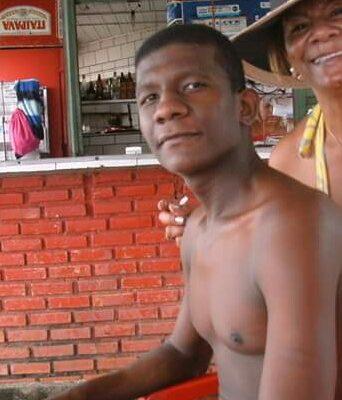 Ajude a encontrar Tiele Rudes, desaparecido deste 15/07