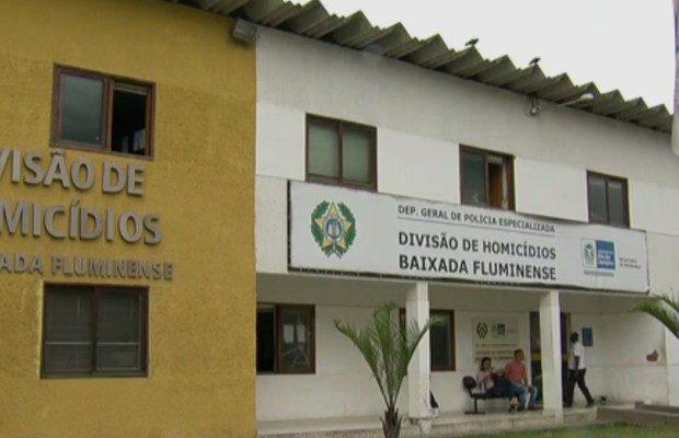 Polícia investiga motivação política em mortes na Baixada Fluminense (Foto: Reprodução/TV Globo)